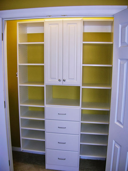 Types Of Closets